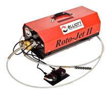 roto jet tube cleaning systems